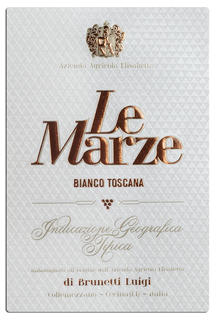 LeMarze - Bianco Toscana