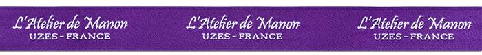 Nastro L\'Atelier de Manon