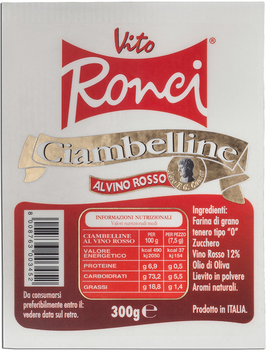 Ciambelline-ronci