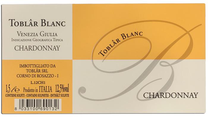 Toblar chardonnay