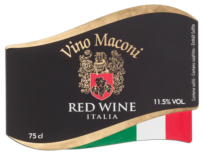 Vino Maconi-red wine