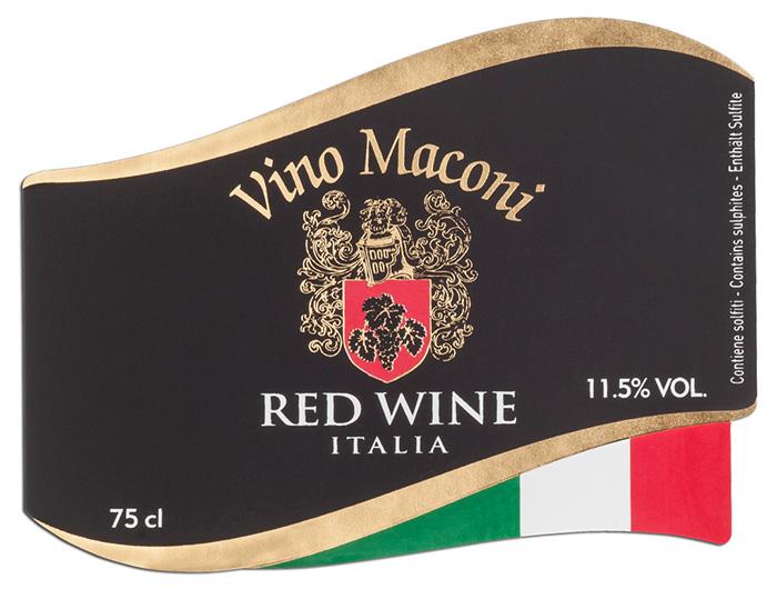 Vino Maconi-RedWine