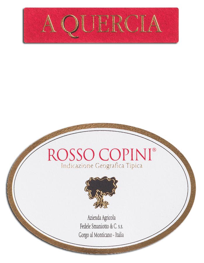 A Quercia - Rosso Copini