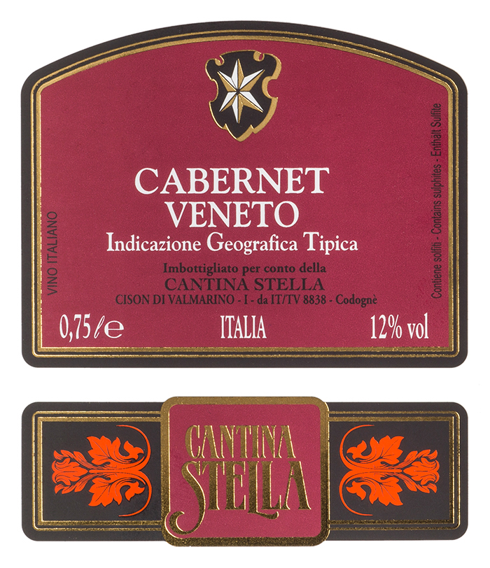 Cantina Stella - Cabernet Veneto