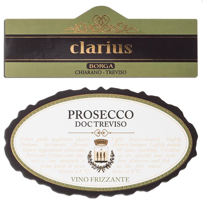 Clarius Borga - prosecco