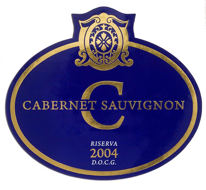 Cabernet Sauvignon -riserva 2004